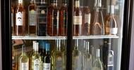 Le choix de bons vins